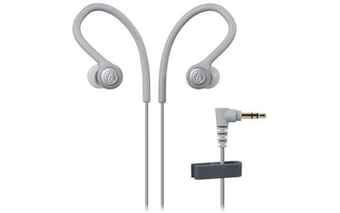 Audio Technica ATH-SPORT10 In-Ear Sport Headphones - Grey
