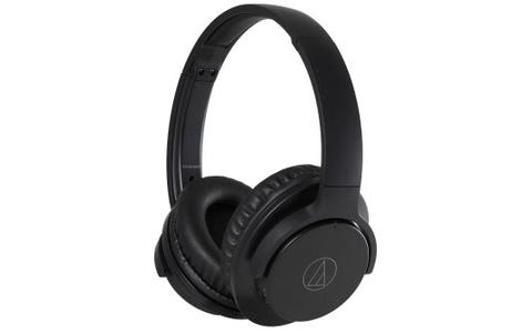 Audio Technica Wireless Active Noise Cancelling Over-Ear Headphones ATH-ANC500BT