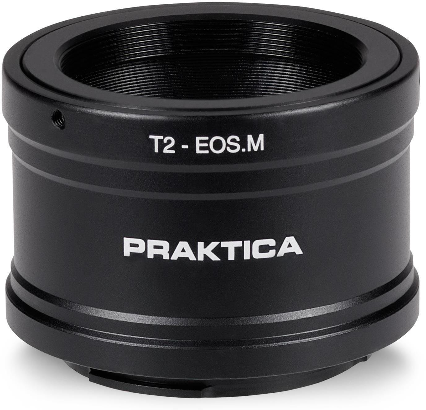 PRAKTICA T2 Canon EOS-M Mount adapter with 42mm thread for Spotting Scopes
