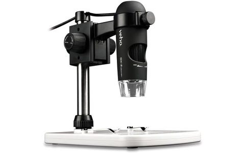 Veho Discovery DX-2 USB 3MP x500 Magnification & Photo/Video Capture Microscope