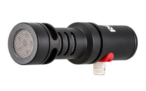 Rode VideoMic Me-L Directional Microphone for Apple Devices