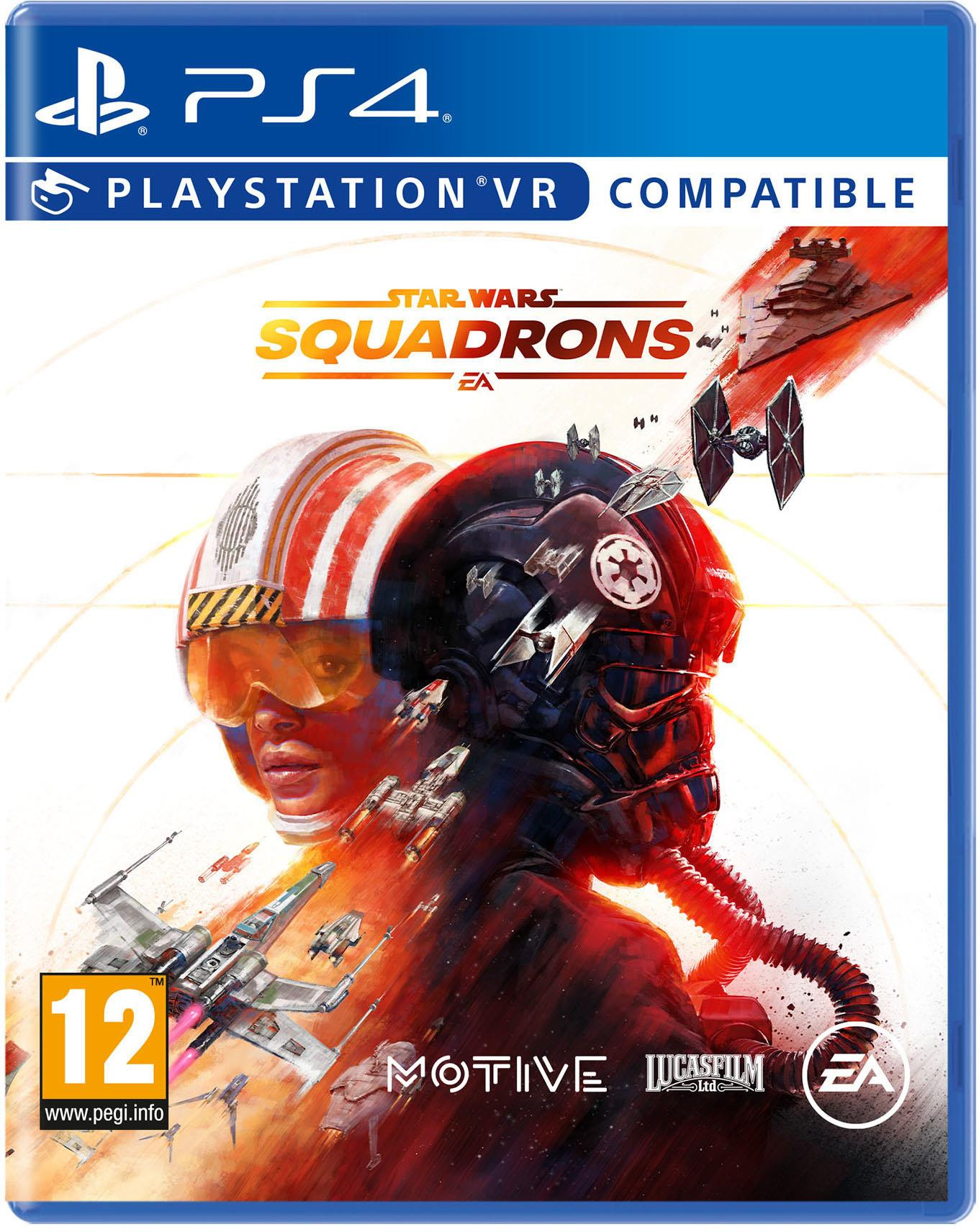 Sony PlayStation 4 Star Wars: Squadrons Game