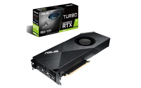 ASUS Turbo GeForce RTX2080  8G FH Graphics Card