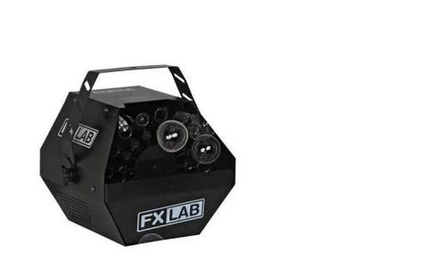 FXLab Portable Bubble Effects Machine