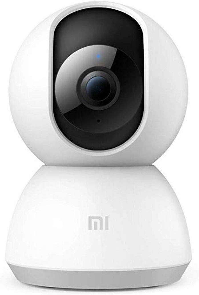 Xiaomi Mi Home Security 360 Degree Indoor Wireless Full HD Night-Vision Security Camera - White