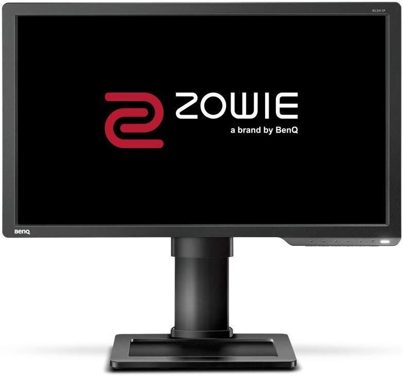 "ZOWIE XL2411P 24"" Widescreen Full HD TN LED Gaming Monitor - Grey"