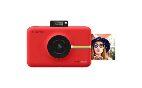 Polaroid Snap Touch - Red
