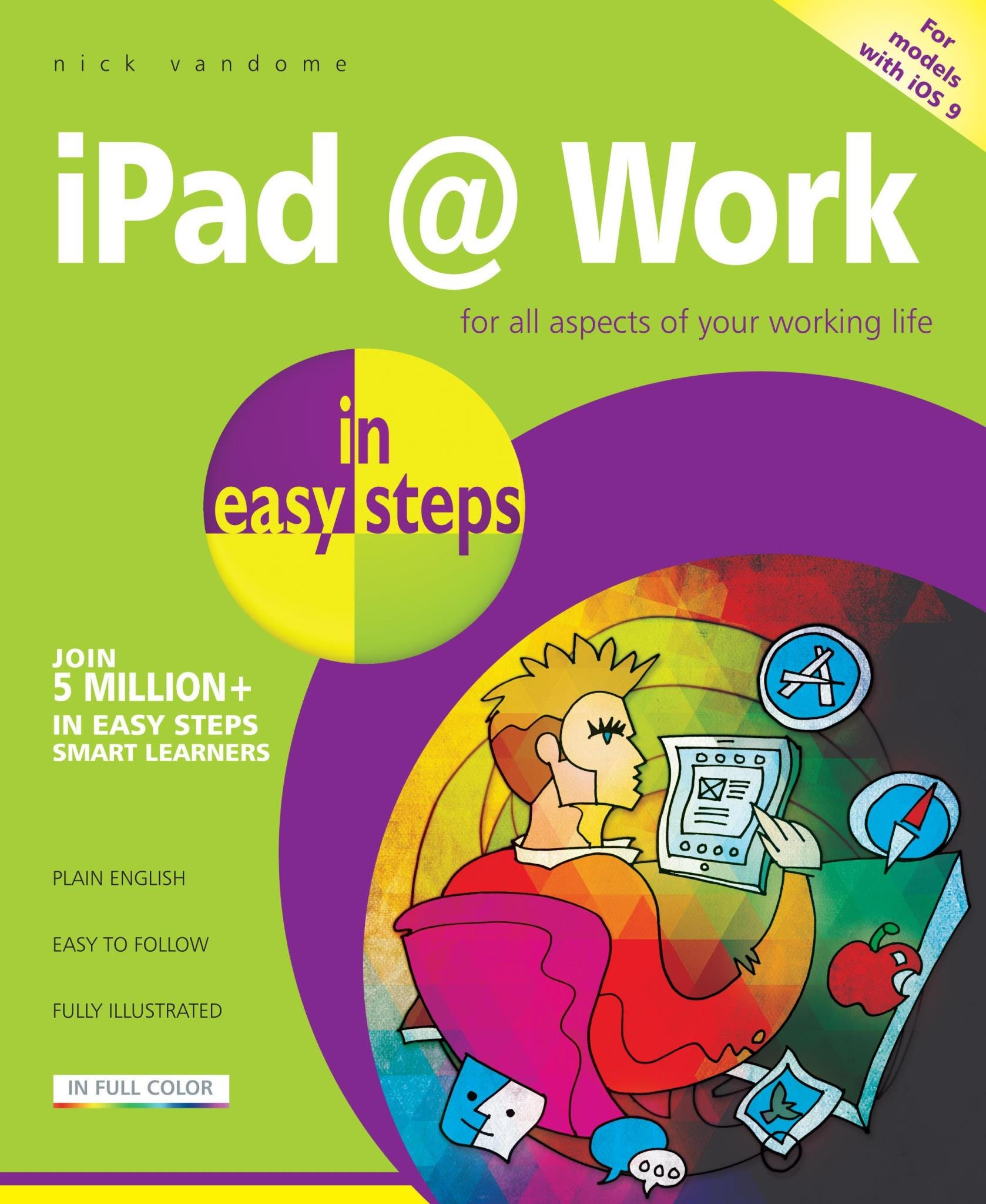 In Easy Steps iPad At Work In Easy Steps
