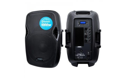 """Kam 15"""" Active Speaker With Bluetooth - 300W"""
