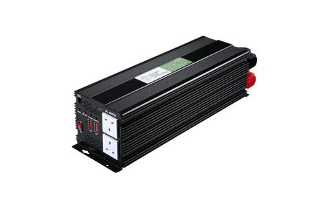 Portable Power Technology 4000W 12V Power Inverter