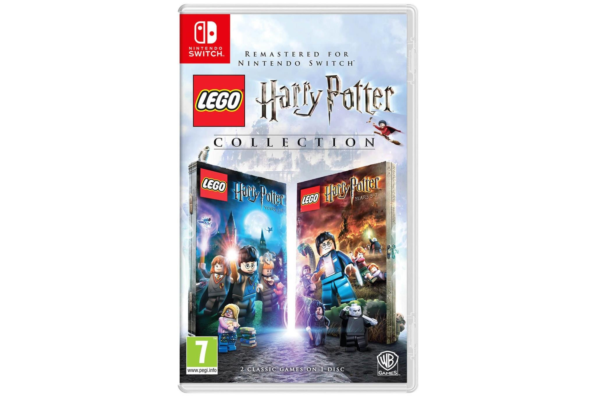 Nintendo Switch LEGO Harry Potter Collection Game