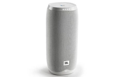 JBL Link 20 Voice Activated Portable Speaker - White