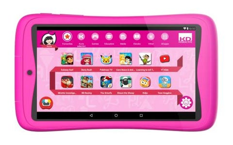 Kurio Tab Connect 7'' Tablet - Pink