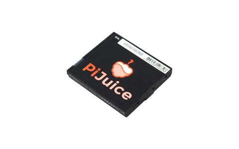 PiJuice 1600mAh Li-Ion Smartphone Battery - Black