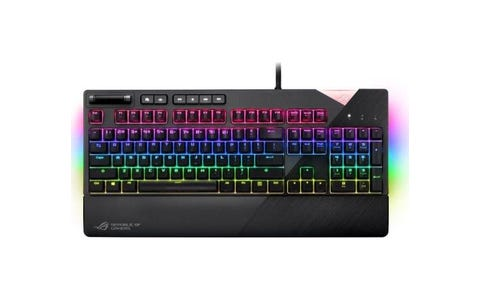 ASUS ROG Strix Flare Red Switch Gaming Keyboard