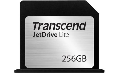 Transcend 256GB JetDrive Lite 350 Storage Expansion Card for iOS Apple Device