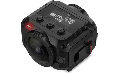 Garmin VIRB 360 Action Camera - Black