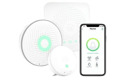 Airthings House Kit - The complete Smart Indoor Air Quality solution for your home