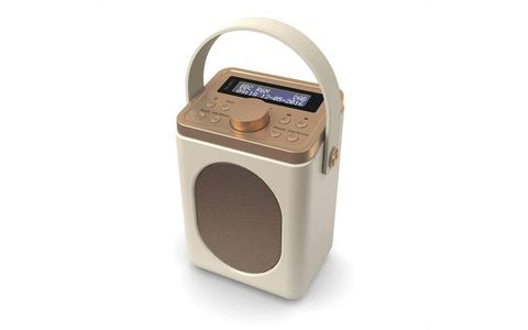 Majority Little Shelford Bluetooth Radio - Cream