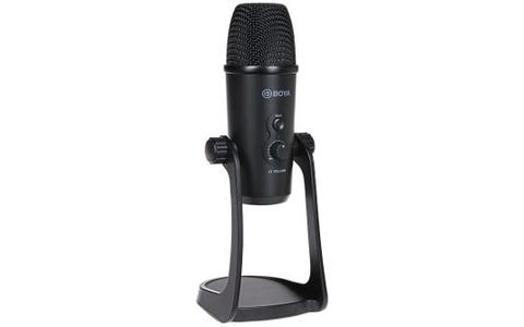 Boya USB Condenser Microphone for Vlogging, Podcast & Studio Gaming