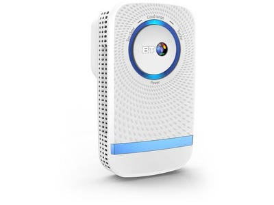 BT 11ac Dual-Band Wi-Fi Extender 1200