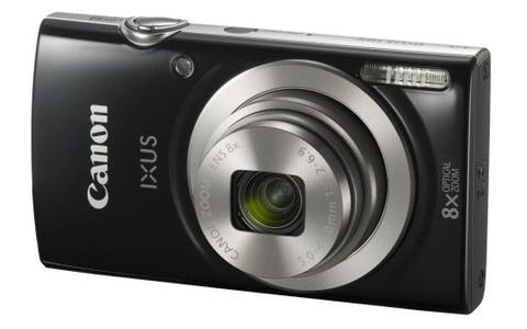 Canon IXUS 185 Camera - Black