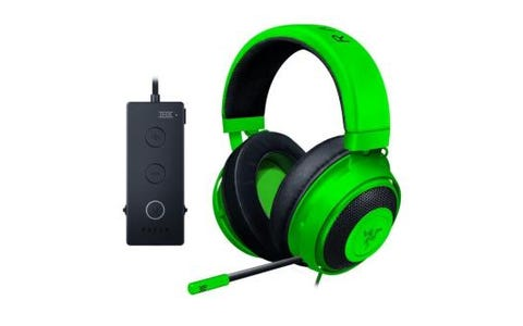 Razer Kraken Tournament Edition Gaming Headset - Green