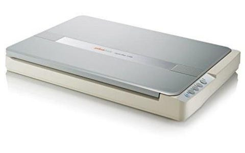 [Used] Plustek 0254UK OpticSlim 1180 (A3) Flatbed Scanner 1200