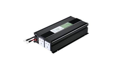 Portable Power Technology 1500W 12V Power Inverter