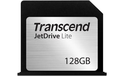 Transcend 128GB JetDrive Lite 130 Storage Expansion Card for iOS Apple Device