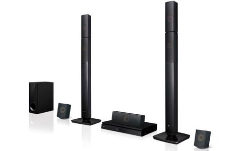 LG LHB645N 5.1 3D Blu-ray & DVD Home Theatre Speaker System