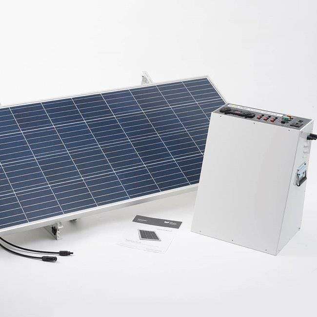 Hubi Solar Power Station 750 Premium