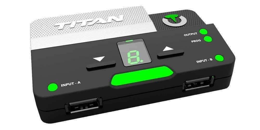 Titan Two - Converters, Adapters and Crossover Devices