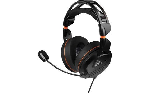 Turtle Beach Earforce Elite Pro Gaming Headset with Mic for PS4, Xbox One, PC
