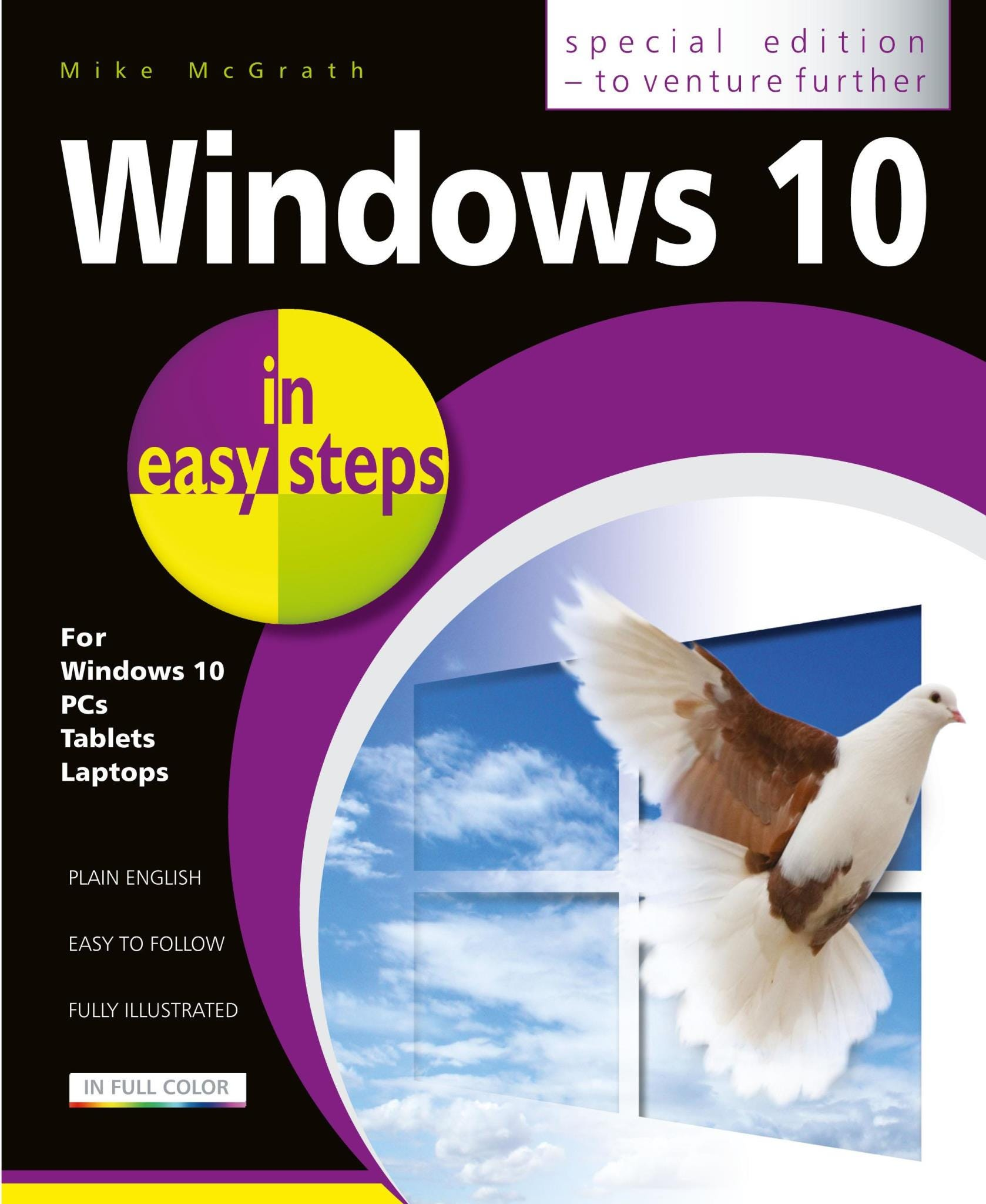 In Easy Steps Windows 10 In Easy Steps - Special Edition, 3rd edition