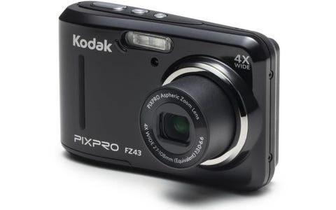 [Like New] Kodak PIXPRO FZ43 16MP 4x Zoom Compact Camera - Black