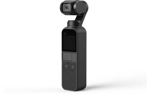 DJI Osmo Pocket Action Camera with 3 Axis Mechanical Gimbal