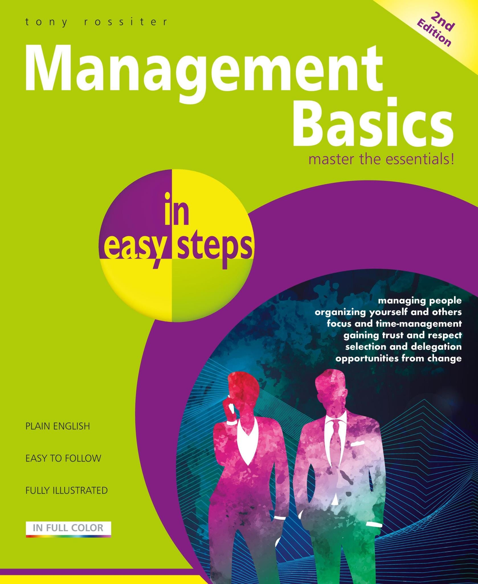 In Easy Steps Management Basics In Easy Steps, 2nd Edition