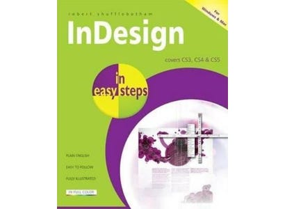 In Easy Steps Books - InDesign CS3-CS5 In Easy Steps