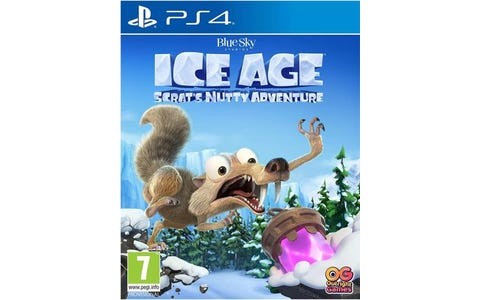 Sony Playstation 4 Ice Age: Scrat's Nutty Adventure