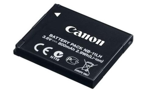 Canon NB-11LH Battery for Ixus 160 Ixus 175 Ixus 180 Ixus 285 Ixus 185