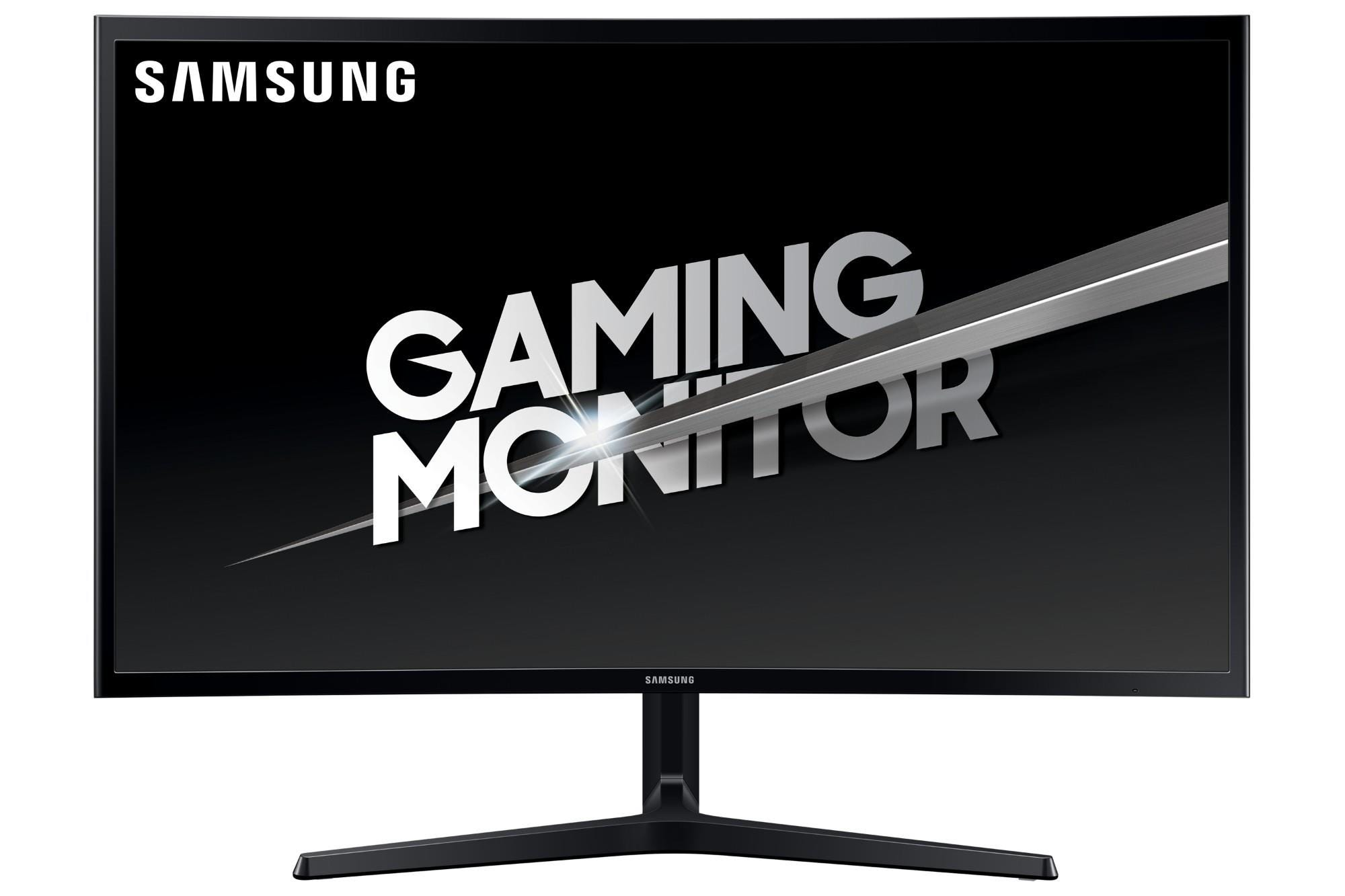 "Samsung CJG5F 32"" Full HD Curved LED Gaming Monitor with FreeSync - Black"