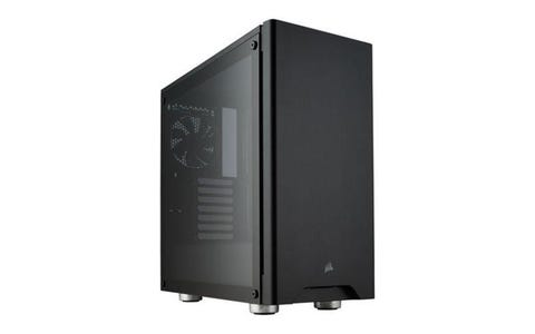 Corsair Case 275R with Tempered Glass - Black
