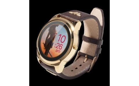 One61 Wonder Woman Smartwatch