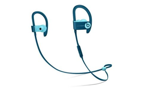 Beats Powerbeats3 Wireless In-Ear Headphones - Pop Blue