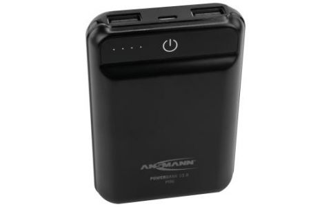 Ansmann Powerbank 10.8 Mini 10000mAh Black