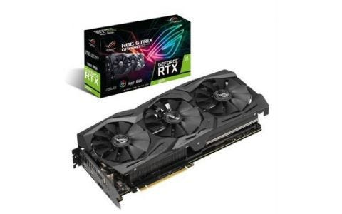 ASUS GPU NV RTX2070 Strix A 8GB FH