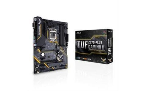 ASUS Intel 1151 Z370 Tuf Plus Gaming D4 ATX