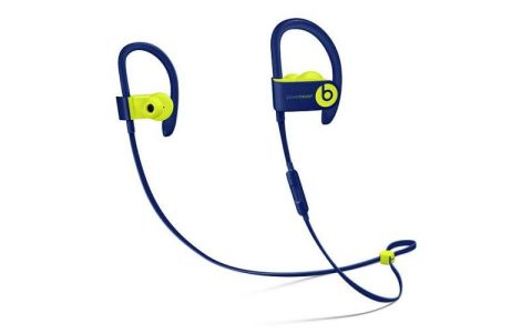 Beats Powerbeats3 Wireless In-Ear Headphones - Pop Indigo