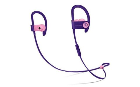 Beats Powerbeats3 Wireless In-Ear Headphones - Pop Violet
